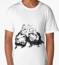 Coo-Coo Fancy Birds! Long T-Shirt