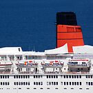 QE2 - The great Lady's Last Journey 3 by Eve Parry