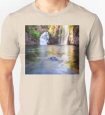 Florence Falls in Litchfield National Park, NT, Australia. Unisex T-Shirt
