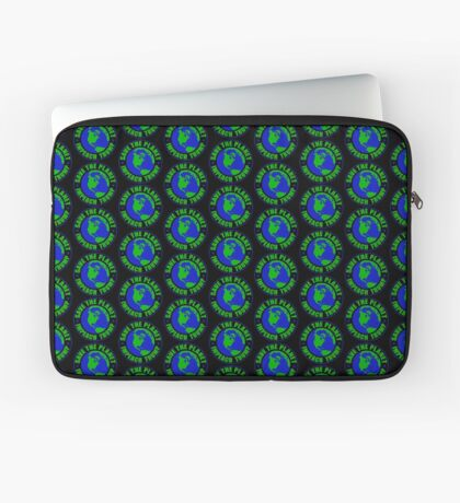 Save The Planet Impeach Trump Laptop Sleeve