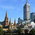 Melbourne by David Thompson