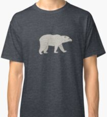 Cartoon bear  Classic T-Shirt