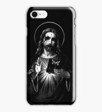 Kvlt Jesus Christ iPhone Case/Skin
