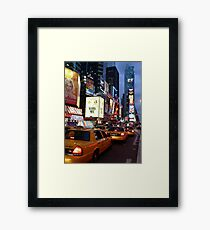 Times Square, NYC Framed Print