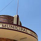 Maryborough Municipal Pool by David Thompson