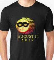 Eclipse of the Sun 2017 Solar Eclipse T-Shirt