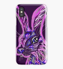 Wacky Hare iPhone Case/Skin