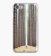 Beyond the Pines iPhone Case/Skin