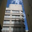 Presgrave Building by David Thompson