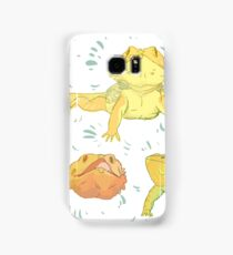 bearded dragons  Samsung Galaxy Case/Skin