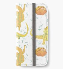 bearded dragons  iPhone Wallet/Case/Skin