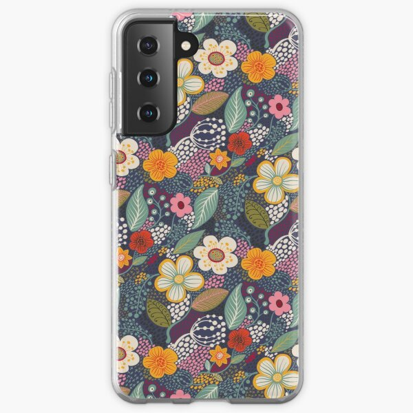 Secret Garden 2 Samsung Galaxy Soft Case