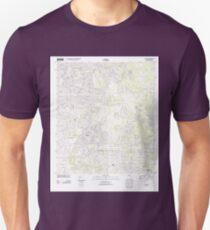 USGS TOPO Map Florida FL Holder 20120720 TM Unisex T-Shirt