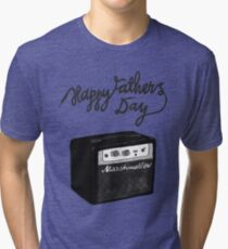 Not your average Father's Day card #1 Tri-blend T-Shirt