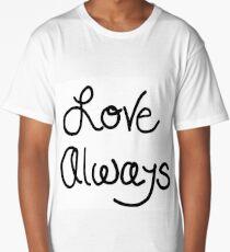 Love Always Long T-Shirt