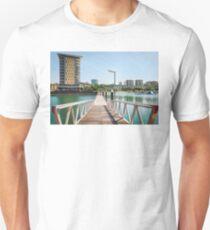 Darwin Waterfront Wharf, Australia Unisex T-Shirt