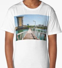 Darwin Waterfront Wharf, Australia Long T-Shirt
