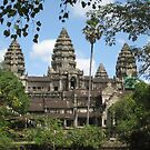 Angkor Wat by David Thompson