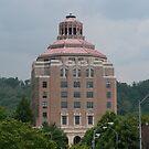 Asheville City Building by David Thompson