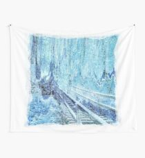 The Atlas of Dreams - Color Plate 51 Wall Tapestry