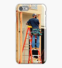 The Ladder Of Choice iPhone Case/Skin
