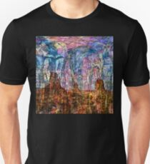 Desert Varnishes - Monument Valley Unisex T-Shirt