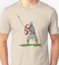 Anglo-Saxon Warrior Unisex T-Shirt