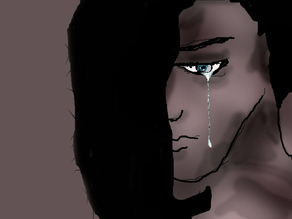 Crying by casalan