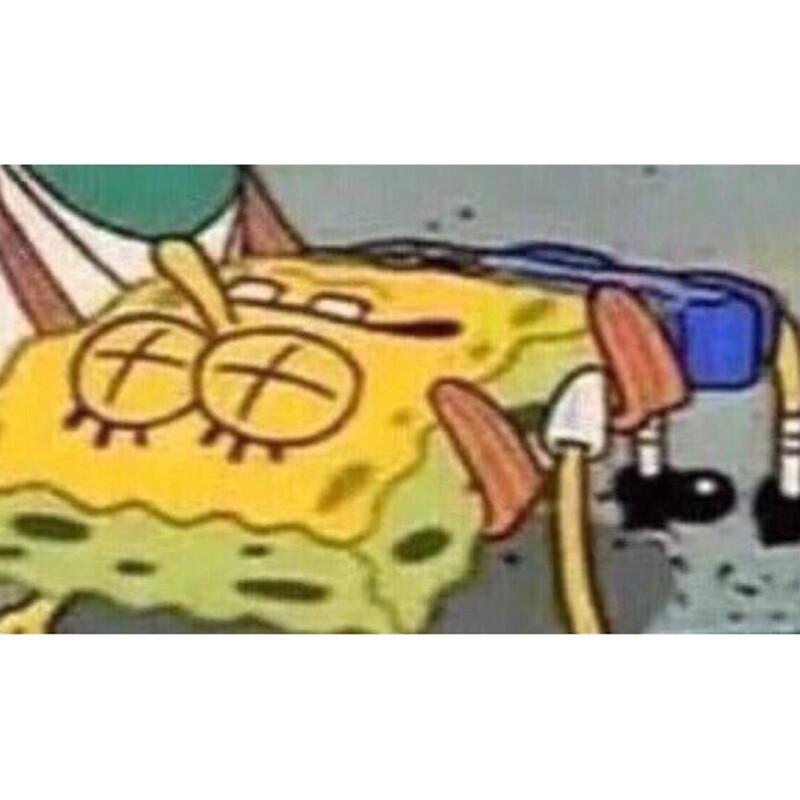 Imagination Spongebob Meme - Imgflip