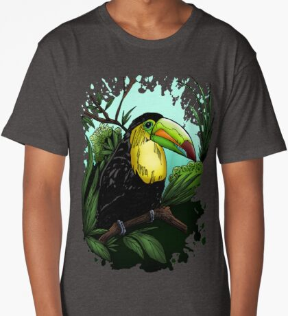 Toucan Long T-Shirt