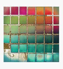Color Chart Multi Photographic Print