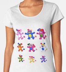 The Popples  Women's Premium T-Shirt