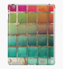 Color Chart Multi iPad Case/Skin