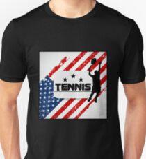 American Tennis Shirt T-Shirt