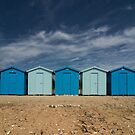 Oh I do like to be beside the seaside by Ellie Owens