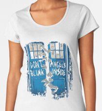 Doctor Who dont blink Women's Premium T-Shirt