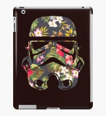Tropical Stormtrooper Graphic T-Shirt iPad Case/Skin
