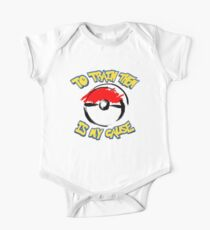 Pokémon: To Train Them Is My Cause One Piece - Short Sleeve