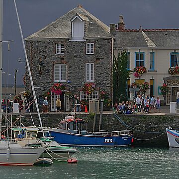 Padstow Harbour by TinaPope