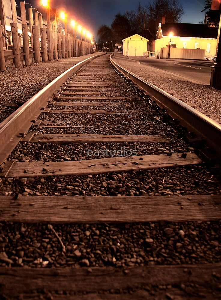 old town railway by oastudios