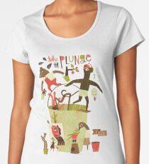 Take the plunge! Women's Premium T-Shirt
