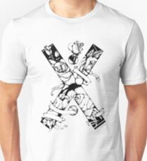 Not all X's are bad Unisex T-Shirt