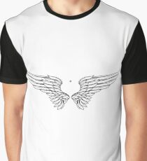 Drone Pilot With Wings Graphic T-Shirt