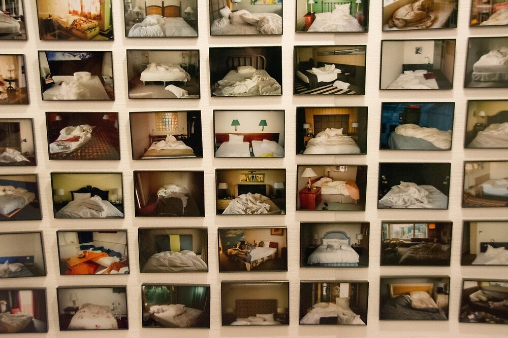 Hotel, Motel, Holiday Inn  by Danielle Fox