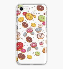 LOADS OF DONUTS iPhone Case/Skin