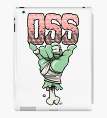 OSS iPad Case/Skin