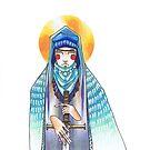 The Blue Lady by Sundevar
