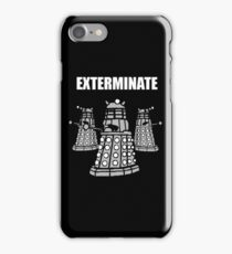 Doctor Who Dalek The Exterminate iPhone Case/Skin