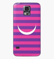 Minimalist Alice in Wonderland Cheshire cat iPhone and iTouch case Case/Skin for Samsung Galaxy