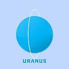 Uranus by Paper Street Co.